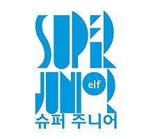 Super Junior ELF K Pop Fan by happycheek