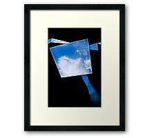 Tie.. Framed Print