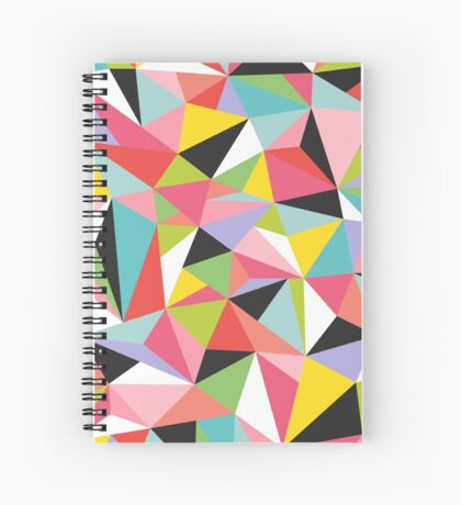 Geo Jane Spiral Notebook