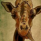Giraffe by aciddream