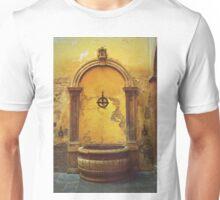 Siena, Tuscany, Italy - peeling paint Unisex T-Shirt