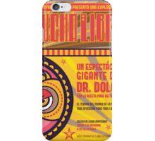 Dr. Dolor - Lucha Libre iPhone Case/Skin