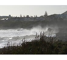 Misty Afternoon Photographic Print