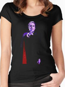 Prince of Darkness Women's Fitted Scoop T-Shirt