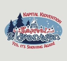 Kapital Kidvention is Snowing T-Shirt