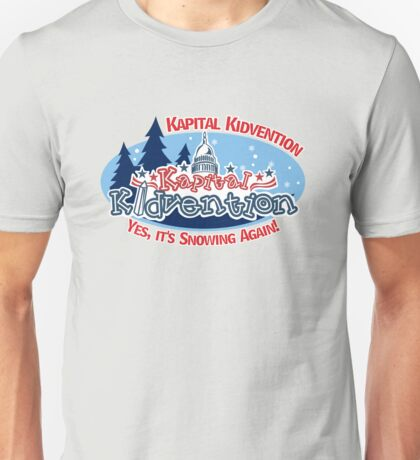 Kapital Kidvention is Snowing Unisex T-Shirt