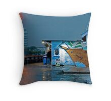 Barbican Cap'n Jaspers Throw Pillow