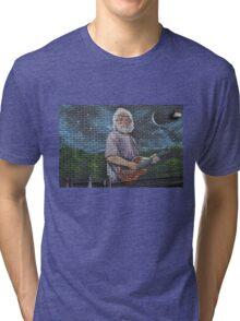 Graffiti Jerry Tri-blend T-Shirt