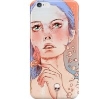 Take Me Somewhere Before It All Ends iPhone Case/Skin