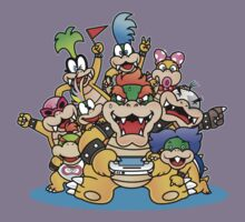 Koopa family Kids Clothes