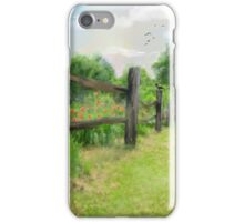Country Drive iPhone Case/Skin