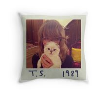 Alternative 1989 cover Throw Pillow