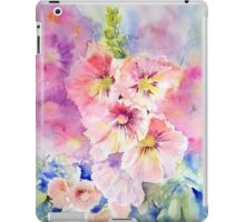 Cottage Garden Summer iPad Case/Skin