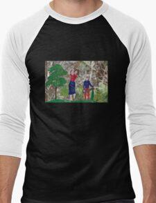 Fore! Men's Baseball ¾ T-Shirt