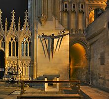 Shrine to Saint Thomas Becket by Bob Culshaw