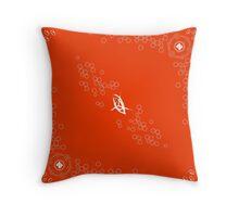 Netrunner - Anarch Design Throw Pillow
