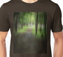 The Trail Into The Woods Unisex T-Shirt