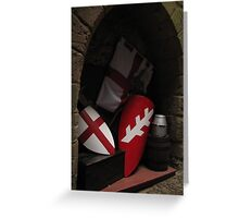Medieval collections Greeting Card