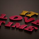 It Love Time by terrebo