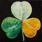 Irish Shamrock by Michael Creese