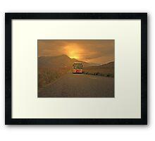 Day Tripper Framed Print