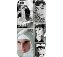 Tribute to Audrey  iPhone Case/Skin