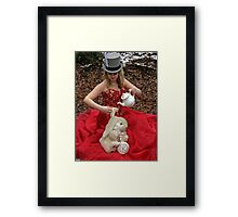 She Lives in a Fairytale 07 Framed Print