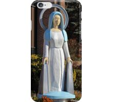Mary and the Mums iPhone Case/Skin