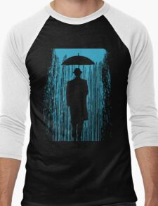 Downpour Men's Baseball ¾ T-Shirt