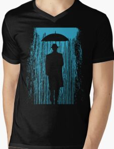 Downpour Mens V-Neck T-Shirt