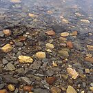 Submerged pebbles, Loch Assynt by Tim Haynes