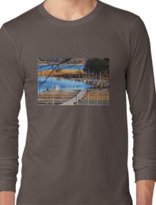 Closed for the Winter Long Sleeve T-Shirt