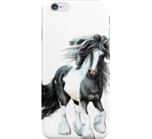 Prince, Gypsy Vanner Horse iPhone Case/Skin