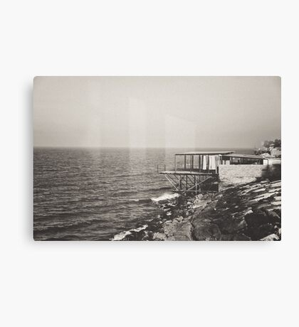 Once Upon A Time by the Sea Canvas Print