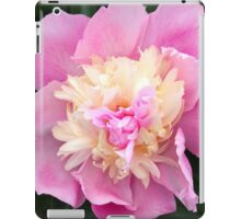 Bicoloured Peony  iPad Case/Skin