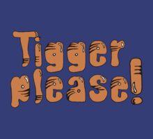 Tigger Please! by BattleTheGazz