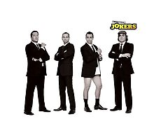 Impractical Jokers Photographic Print