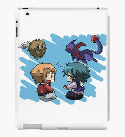 Nice to meet you! iPad Case/Skin