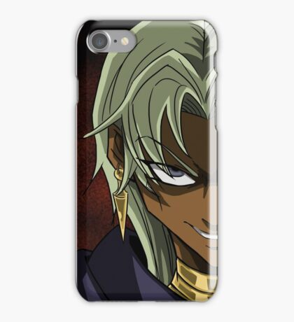 The Tomb Keeper iPhone Case/Skin