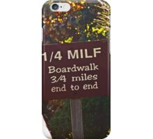 Beach MILF iPhone Case/Skin