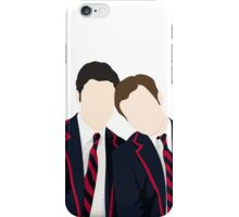Gay Teens On TV iPhone Case/Skin