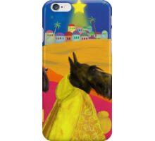 We Three Kings iPhone Case/Skin