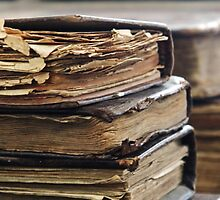 Antique Books by tanjica