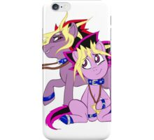 My Little Pony Yu-Gi-Oh! iPhone Case/Skin