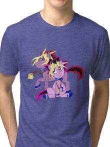 My Little Pony Yu-Gi-Oh! Tri-blend T-Shirt