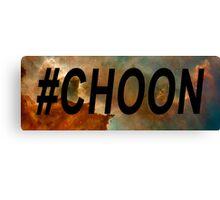 #CHOON 02 Canvas Print