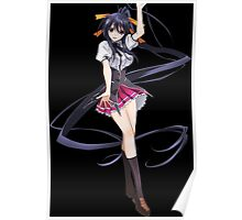 High School DXD Born Akeno Himejima Poster