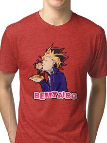 Yu-Gi-Oh! Be my Aibo Tri-blend T-Shirt