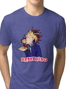 Yu-Gi-Oh! Be my Aibo Tri-blend T-Shirt