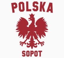 POLSKA SOPOT Kids Clothes